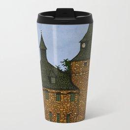 Jethro's Castle Metal Travel Mug