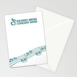 KMCB Kearny Mesa Concert Band Stationery Cards