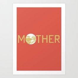Mother / Earthbound Zero Art Print