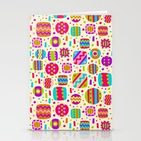 carnival Stationery Cards featuring Carnival by Valendji