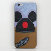 movies iPhone & iPod Skins featuring Disney Movies by Sierra Christy Art