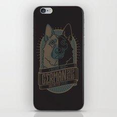 Awesome Breed : GERMAN SHEPHERD iPhone & iPod Skin