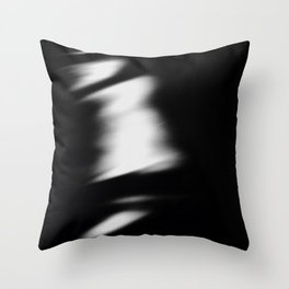 AWED Avalon Uisce Silver (3) Throw Pillow