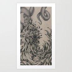 Soulbreaker Art Print