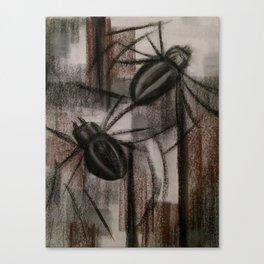 Tarantulas Canvas Print