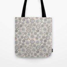 Flower bubble Tote Bag