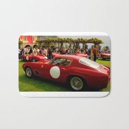Ferrari's at Villa D'Este Bath Mat