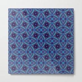Tranquility Tessellation Metal Print