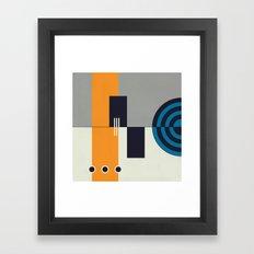 Abstract #200 Framed Art Print
