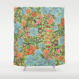 Fruity Beauty Shower Curtain
