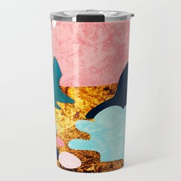 Abuab Mountain River Travel Mug