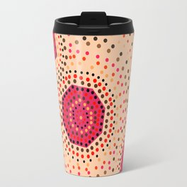 Shapes- aboriginal II Travel Mug