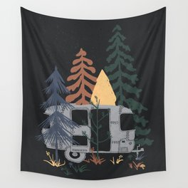 Wild Airstream... Wall Tapestry