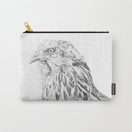 she's a beauty drawing Carry-All Pouch