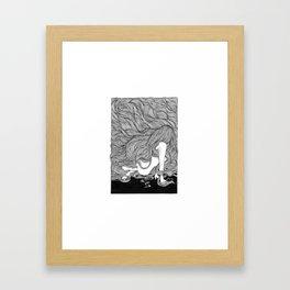 AD INFINITUM Framed Art Print