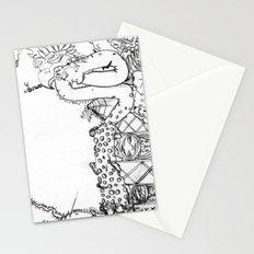 variola minor Stationery Cards