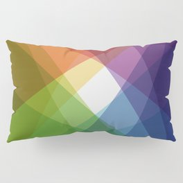 Fig. 005 Colorful Shapes Pillow Sham