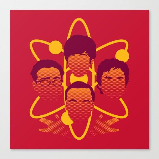 Big Bang Rhapsody Canvas Print