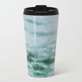 Green dream Metal Travel Mug