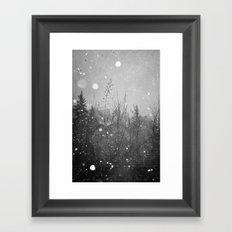 Winter Vail Colorado  Framed Art Print