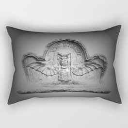 Flying hourglass Rectangular Pillow