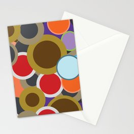 Abstract VII Stationery Cards