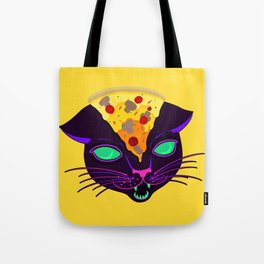 Delicious Cat Tote Bag