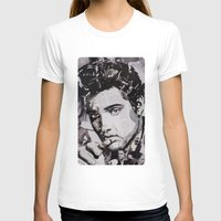 elvis T-shirts featuring Elvis by Ross Collins Artist