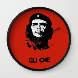 Cli Che Wall Clock