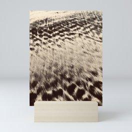 Sand Patterns Sandscape Mini Art Print