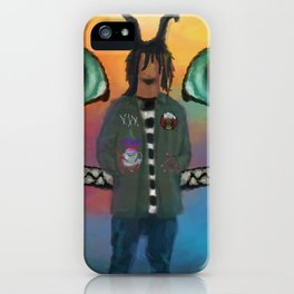 """Remember Who You Are"" (2017) iPhone Case"