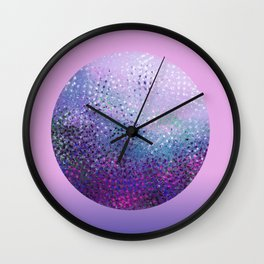 Galatic Sphere Wall Clock
