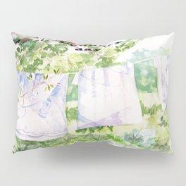 Laundry Day Pillow Sham