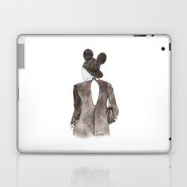 Black in Paris Laptop & iPad Skin