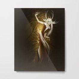 Sylvan Metal Print