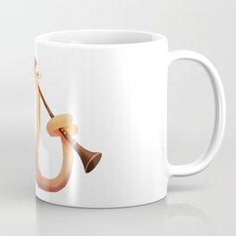 Earthworm with skills Coffee Mug
