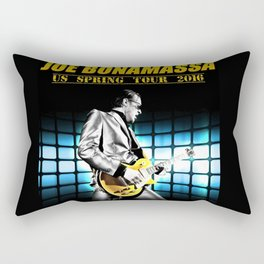 Joe Bonamassa Rectangular Pillow