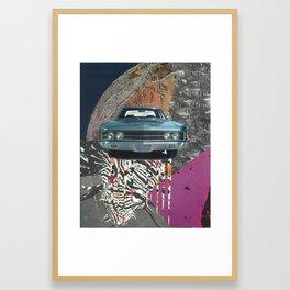 gemini season 1 Framed Art Print