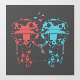 Probe Droid Lovin' Canvas Print