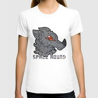 the hound T-shirts featuring Space Hound by LyShark