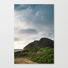 Makapu'u Point Lighthouse Canvas Print