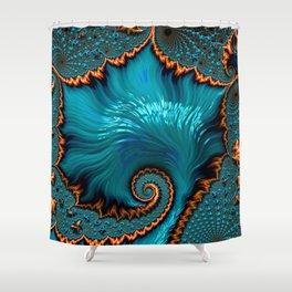Ocean's Floor Shower Curtain