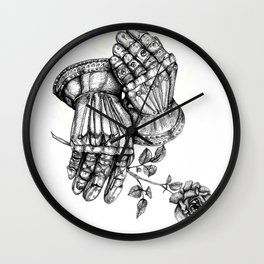 One True Love Wall Clock