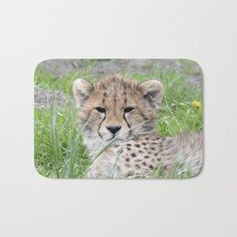 Cheetah20150904 Bath Mat