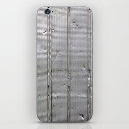 Put a Dent in It iPhone Skin