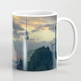 Berlin Red Coffee Mug