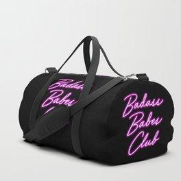 Badass Babes Club Duffle Bag