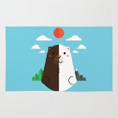 Grizzly & Polar Rug