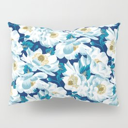 Mount Cook Lily (Night) Pillow Sham