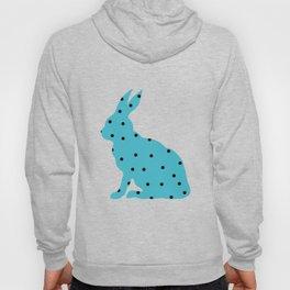 Blue Rabbit Hoody